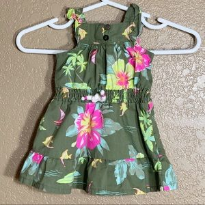 Carters baby girl dress size newborn